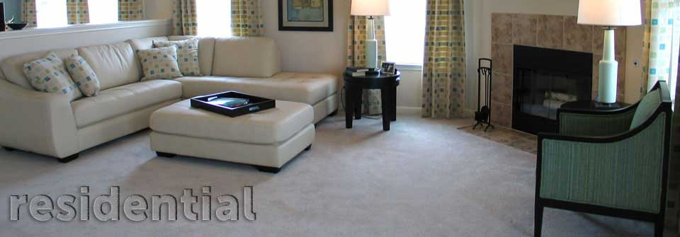 Residential Carpets